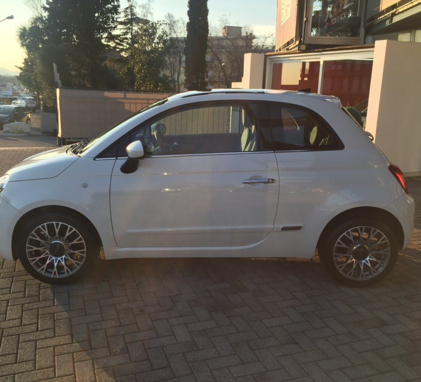 Fiat 500 0.9 TwinAir Turbo LOUNGE km0!!