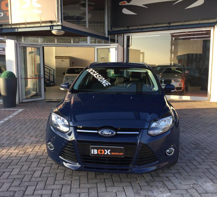 Ford Focus SW 1.6 TDci 115CV Titanium