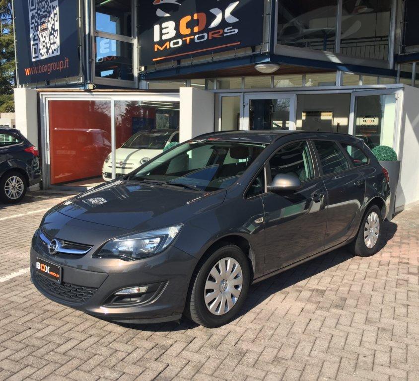 Opel Astra 1.7 CDti SW Elective NAVI