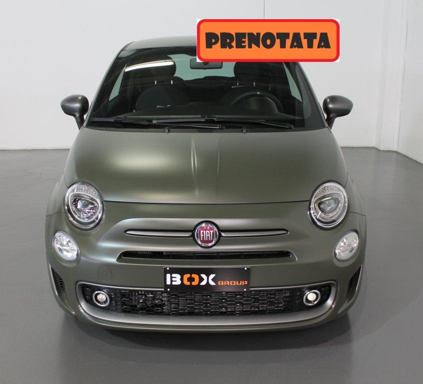 Fiat 500 1.3 16V MULTIJET 95CV S MY'18 Verde Opaco KM 0!!!