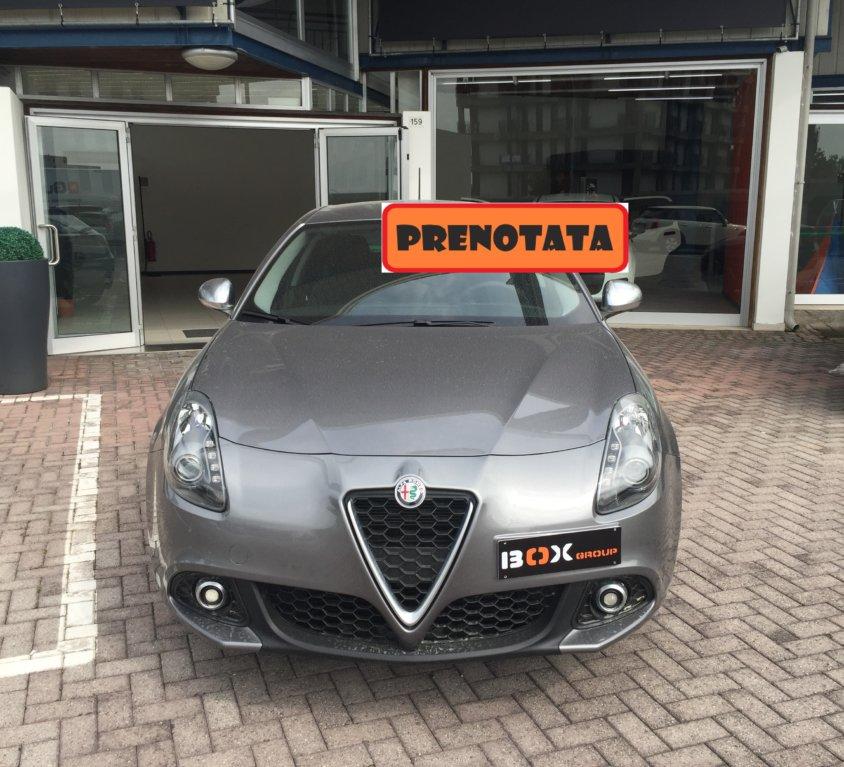 Alfa Romeo Giulietta 1.4 16V TURBO 120CV SUPER KM0!!!