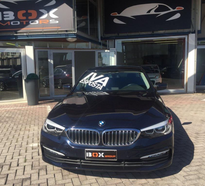 BMW 520 D EFFICIENT DYNAMIC BUSINESS 18500KM