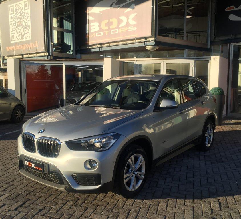 BMW X1 S DRIVE 18d ADVANTAGE 21000KM!!