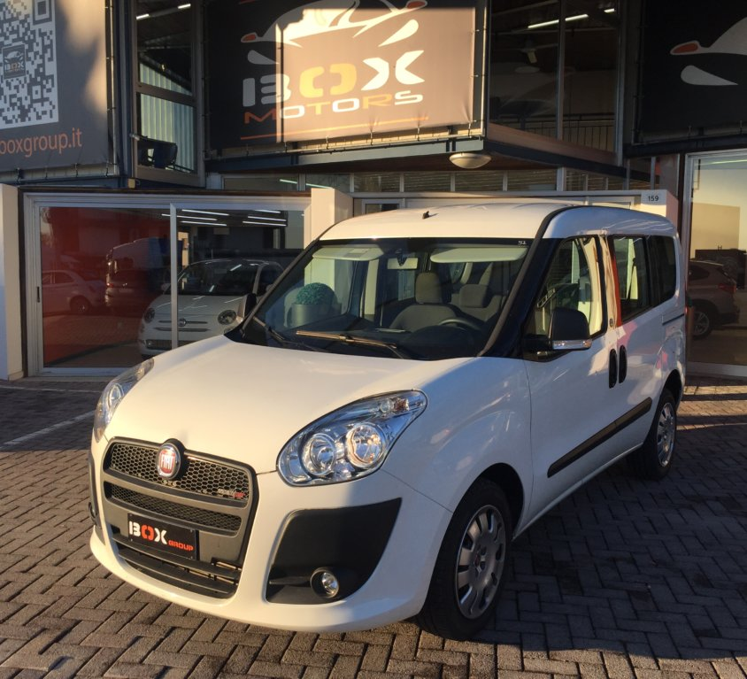 Fiat Doblo 2.0 MTJ DYNAMIC