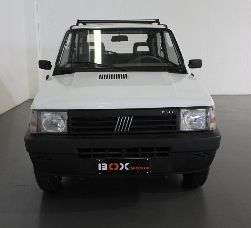Fiat Panda 4X4 TREKKING RESTAURATA !!