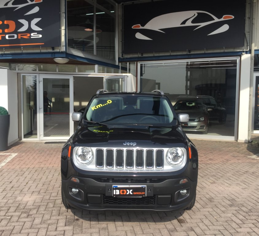 Jeep Renegade 1.4 TURBO 140CV LIMITED KM 0!!!
