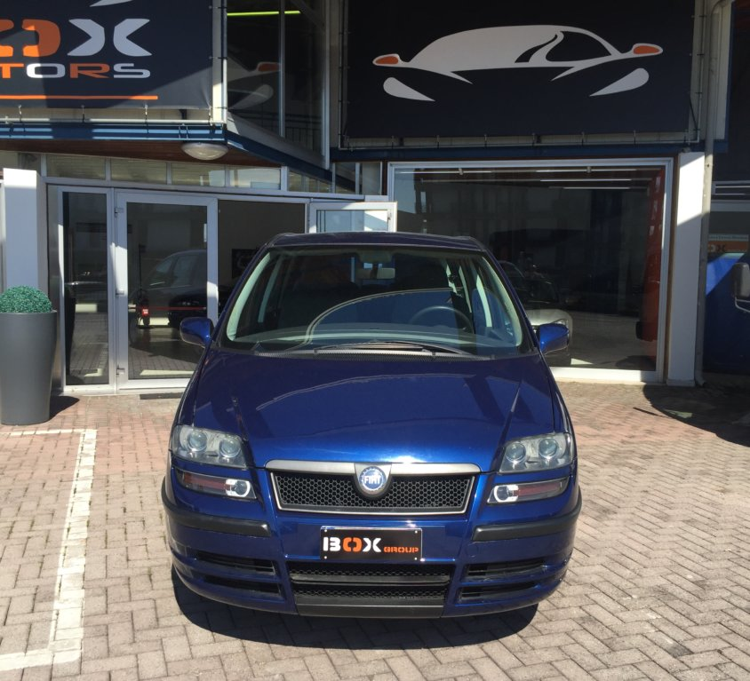 Fiat Ulysse 2.0 MTJ 120CV 7 POSTI