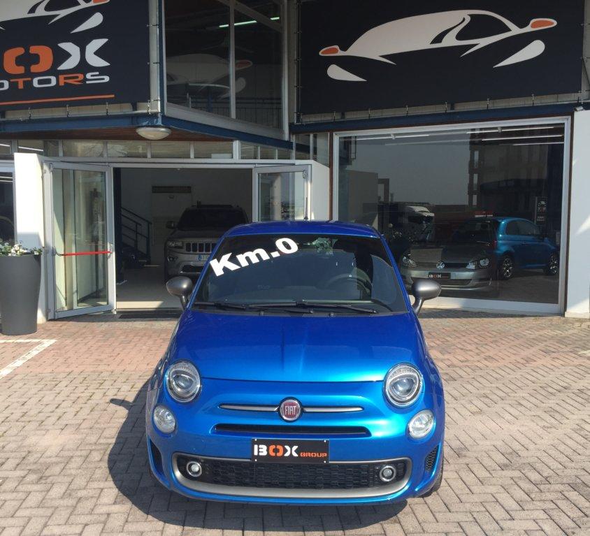 Fiat 500 1.2 S KM 0 !! OK NEOPATENTATI