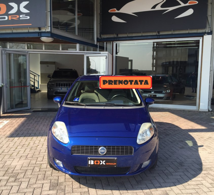 Fiat Grande Punto 1.2 DYNAMIC 5PT Ok Neopatentati!